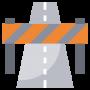 road-block